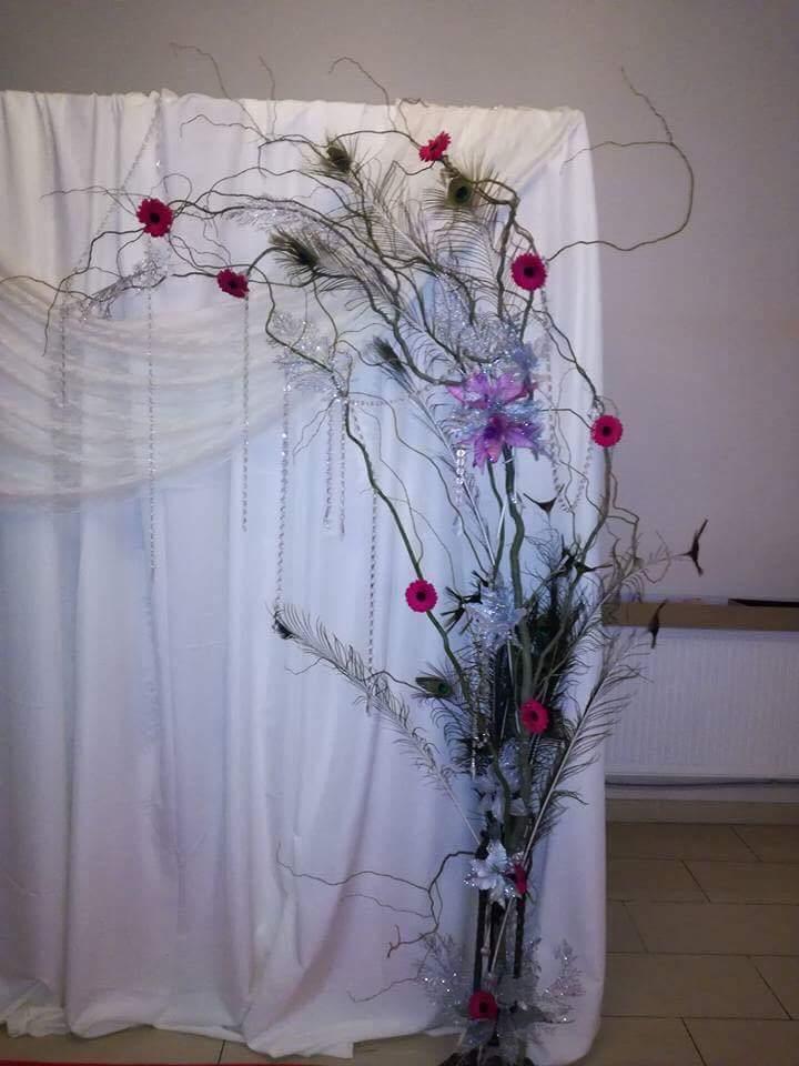 Ornare nunta Falticeni, Suceava